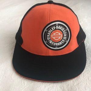 Harley-Davidson Insurance baseball hat